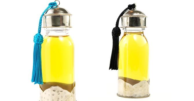 De Actieve Ingrediënten In Arganolie