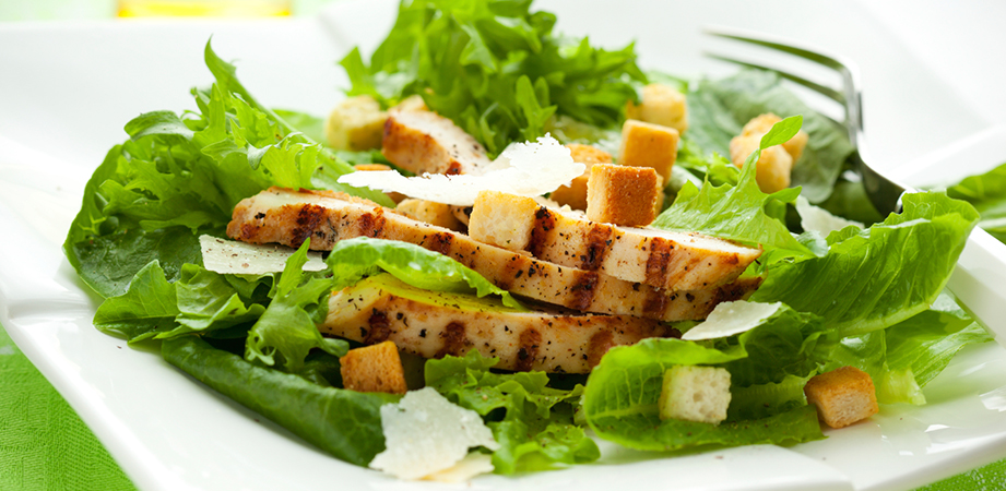Culinaire Arganolie heerlijk op een salade!