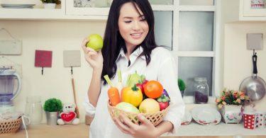 Eet een Evenwichtig Dieet Voor Gezond en Mooi Haar