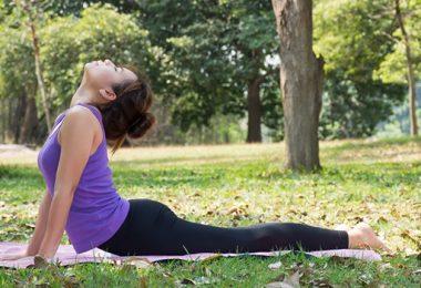 Hoe Krijg je een Mooie Huid Doe aan Yoga