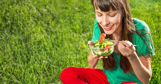 Krijg een Gezonde Huid door Gezond te Eten
