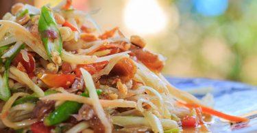 Ontzettend Lekker Recept voor Thaise Papajasalade