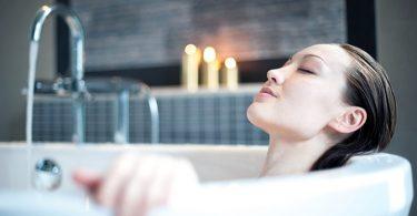 Therapeutische Eigenschappen van een Warm Bad