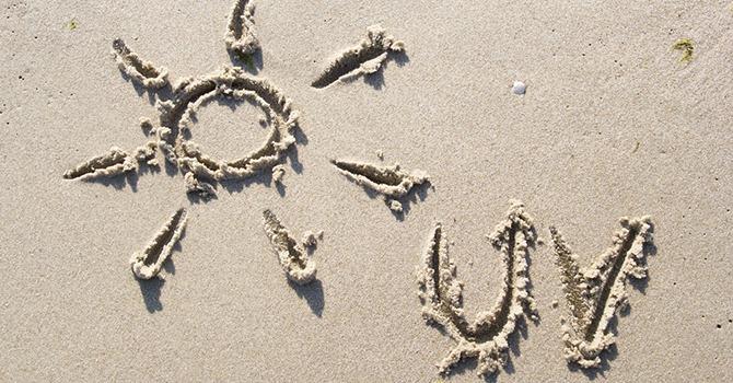 UV Straling en het Effect Daarvan op de Huid