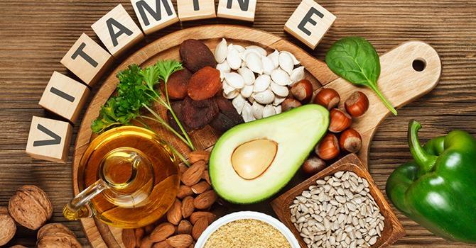 vitamine goed voor huid