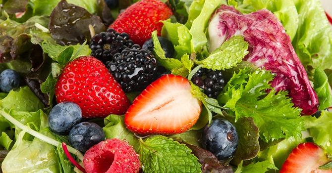 Zomertijd! Saladetijd! Hier een Heerlijk Recept