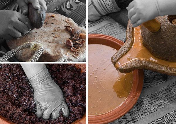 argan traditioneel maken