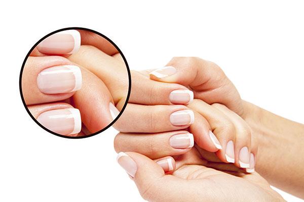 sterke gezonde nagels
